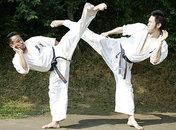 Соревнования по киокушинкай каратэ