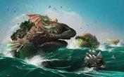 «Рыба-остров»