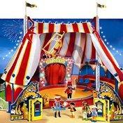 Цирк «Человек-невидимка»