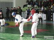 Соревнования по армейскому рукопашному бою прошли в Уссурийске