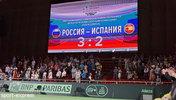 Чемпионат мира по теннису прошел в 82 км от Уссурийска