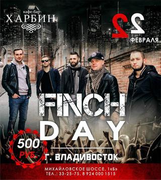 Finch day