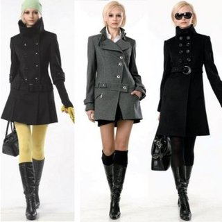 Выставка-продажа пальто