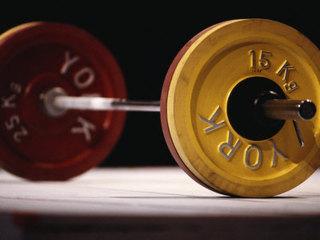 Соревнования по тяжёлой атлетике