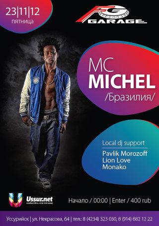 MC MICHEL (Brazil)