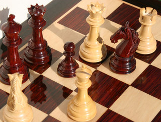 Финал новогоднего шахматного турнира