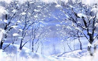 «Волшебница-зима»