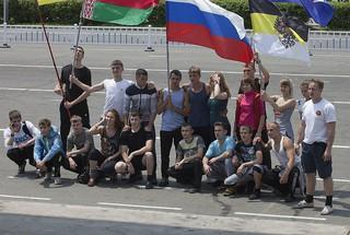 Русская пробежка 2014