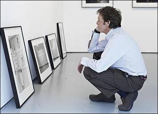 Выставка Вероники Кочегаровой