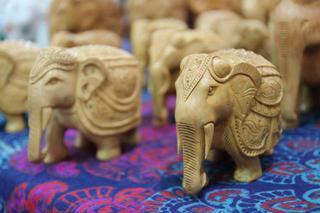 Выставка-продажа уникальных вещей из Индии
