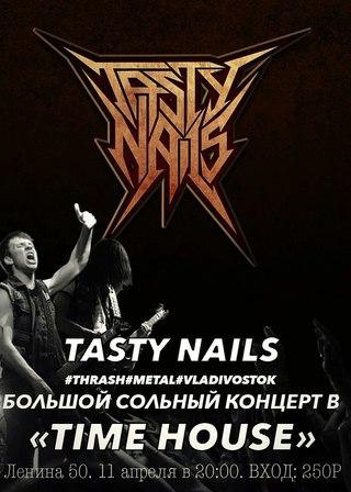 TASTY NAILS