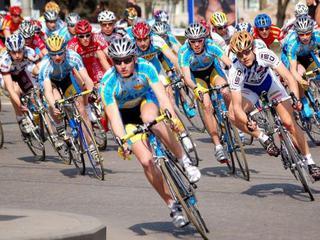 Чемпионат Приморского края по велоспорту-шоссе