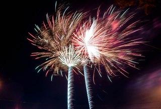Новогодние праздники прошли в Уссурийске