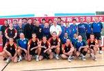 Волейбольные российские и китайские команды встретились в Уссурийске