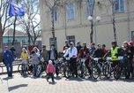 Велопробег, посвящённый дню вывода войск из Афганистана, состоялся в Уссурийске