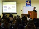 Пенсионный фонд провел уроки пенсионной грамотности для молодежи в Уссурийске