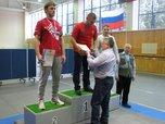 Приморские пауэрлифтеры с ограниченными возможностями выйграли золото на чемпионате России