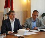 Более 30 фермеров собралось на совещании  с главой администрации УГО Е. Коржом