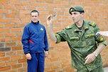 Сотрудники силовых структур УГО приняли участие в соревнованиях на стадионе в Уссурийске
