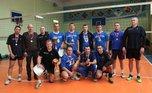 Турнир по волейболу среди ветеранов прошел в Уссурийске