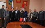 Официальная встреча с делегацией приграничного города  Суйфеньхэ состоялась в Уссурийске