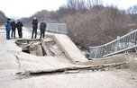 Ситуация с мостом в селе Яконовка находится под контролем