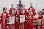 Ансамбль народной песни «Перезвон» из Уссурийска покорил Санкт-Петербург