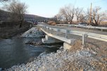 Ремонт моста в селе Яконовка завершат к концу мая