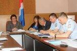 Очередное заседание межведомственной комиссии по профилактике правонарушений состоялось в Уссурийске
