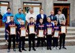Команда из уссурийского детского дома приняла участие в соревнованиях по футболу в Сочи