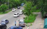 В Уссурийске ученик сбил мотоциклиста