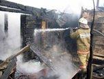 Пожарные полтора часа тушили горящую баню в Уссурийске