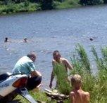 Житель Уссурийска едва не утонул на водохранилище, только бы не оплачивать долг по алиментам