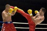 Уссурийский кикбоксер Станислав Петров в составе сборной России готовится к чемпионату мира