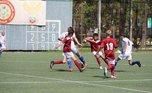 В Уссурийске стартовал второй круг Первенства России по футболу зона