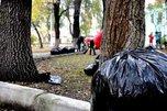 Более 270 тонн мусора убрали жители Уссурийска на общегородском субботнике