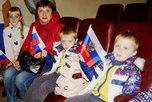 Благотворительная праздничная программа «Когда мы едины» прошла в Уссурийске