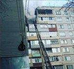 В Уссурийске загорелись две квартиры