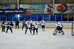 В честь окончания чемпионата МХЛ 2016/2017 на ледовой арене Уссурийска прошел товарищеский гала–матч