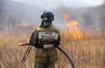 Особый противопожарный режим введён в Приморье