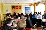 В Уссурийске состоялся  краевой семинар-практикум для профсоюзного актива