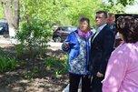 Выездное рабочее совещание по благоустройству провел сегодня глава администрации Уссурийска