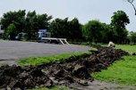 В Уссурийске в парке имени Чумака начались благоустроительные работы
