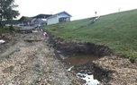 В Уссурийске из-за перелива на дамбе затопило базу отдыха у Кугуковского водохранилища