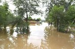 Более 200 жилых домов остаются подтопленными в Уссурийске