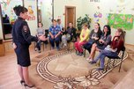 В Уссурийске полицейские встретились с родителями детей с ограниченными возможностями