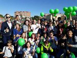 «Спорт против рака» - благотворительная акция объединила неравнодушных жителей Уссурийска