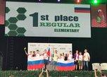 Команды Центра развития робототехнике из Владивостока стали победителями на Всемирной олимпиаде роботов