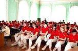 Самые активные юнармейцы Уссурийска приняли участие в образовательном сборе