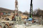 Строительство моста в Кроуновке завершится к концу года